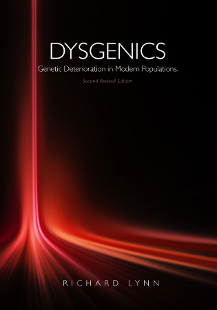 Dysgenics genetic deterioration in modern populations Lynn