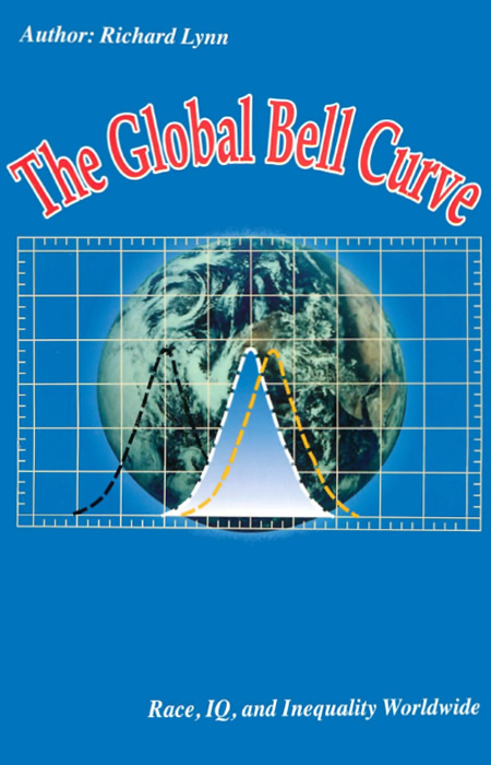 Lynn The Global Bell Curve Race IQ inequality