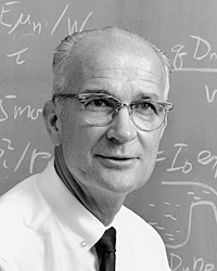 William B. Shockley, Nobel Laureate in physics