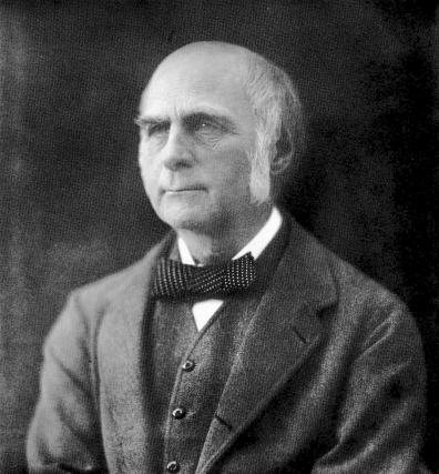 galton 1909